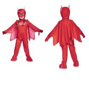 Other - Pjmasks Owlette toddler costume